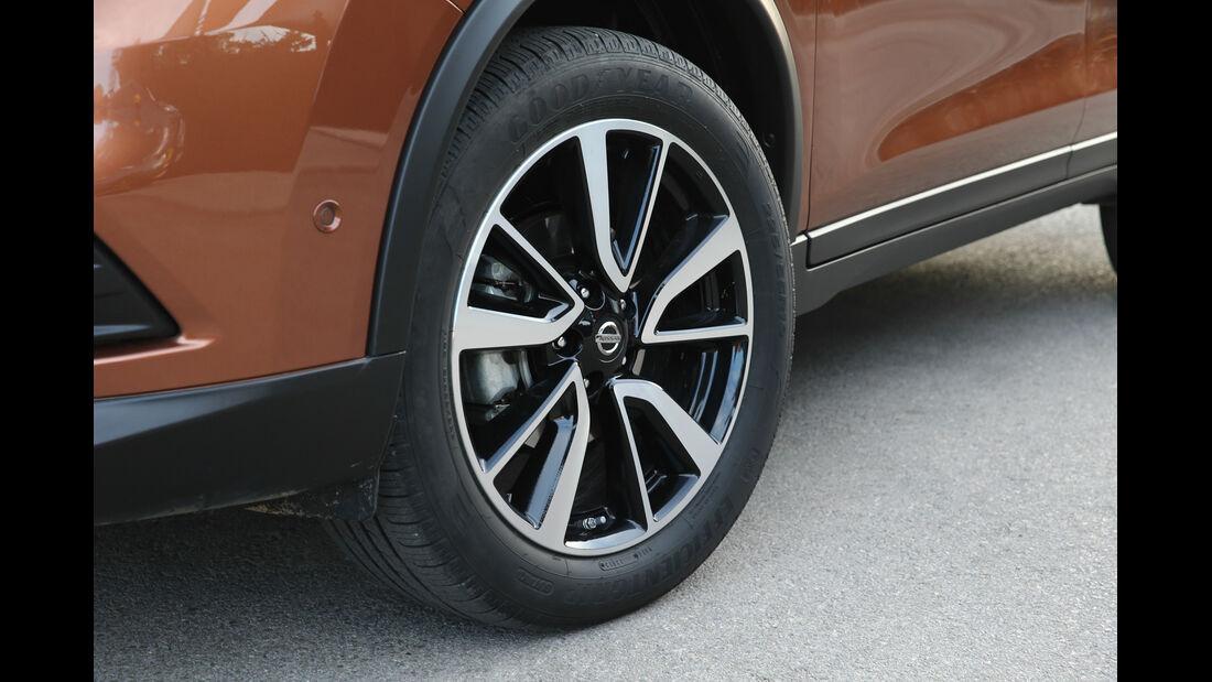 Nissan X-Trail 1.6 dCi 2WD, Rad, Felge
