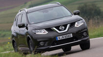 Nissan X-Trail 1.6 dCi 4x4, Frontansicht