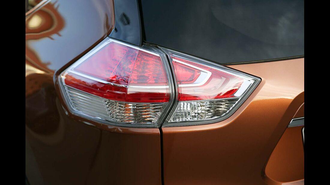 Nissan X-Trail 2014 Fahrbericht / Test
