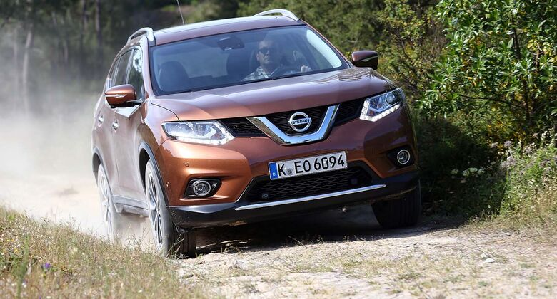 nissan x trail t32 tests auto motor und sport. Black Bedroom Furniture Sets. Home Design Ideas