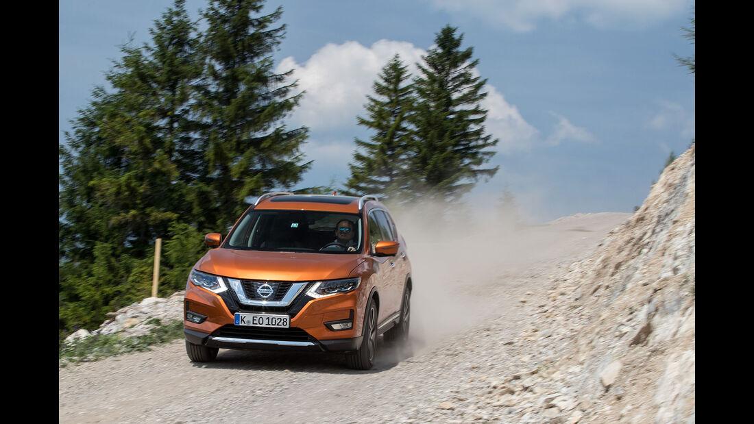 Nissan X-Trail 2017 Fahrbericht