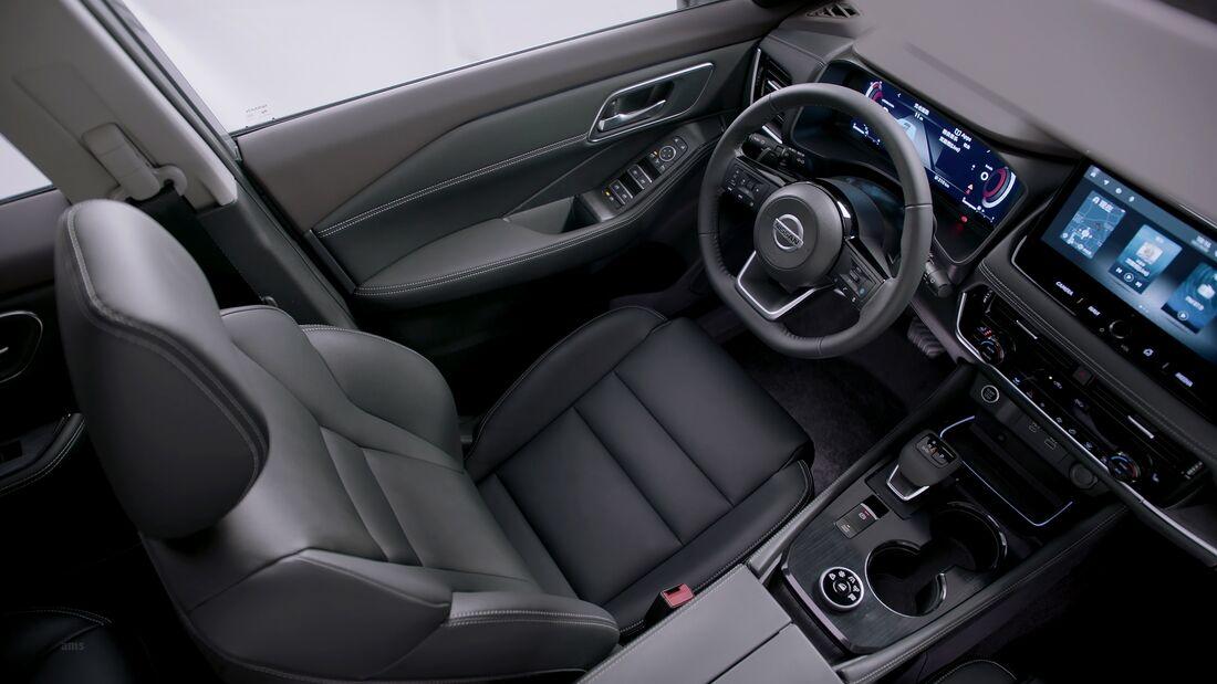 Nissan X-Trail (2022) Weltpremiere in Shanghai