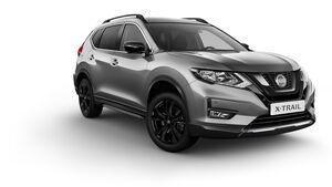 Nissan X-Trail Facelift 2021