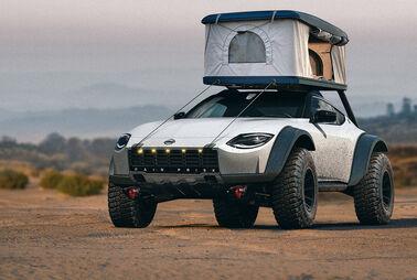 Nissan Proto Z mit Bett