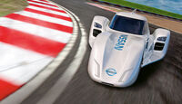 Nissan ZEOD RC, Frontansicht