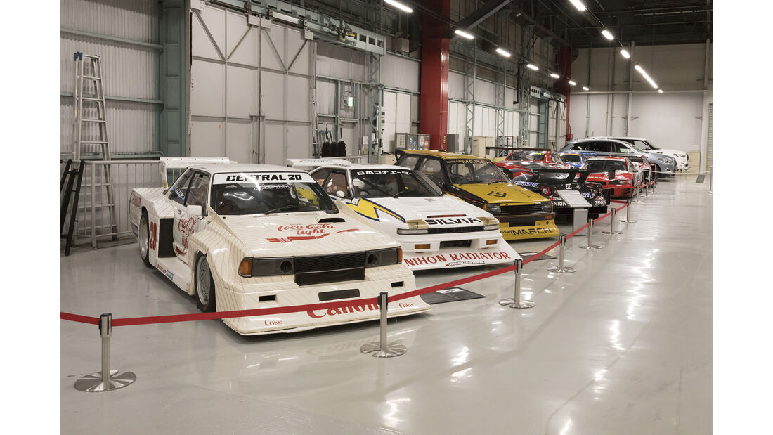 Nissan Zama Heritage Collection, Reportage, 2019