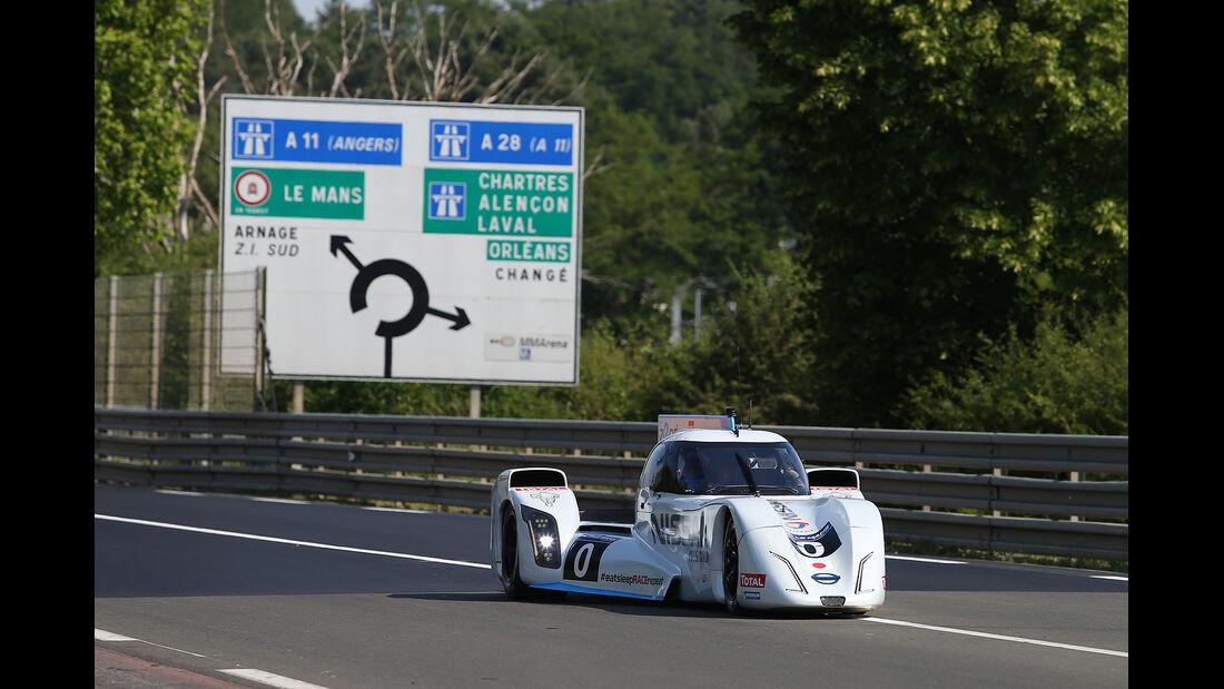 Nissan Zeod - 24h-Rennen - Le Mans 2014 - Motorsport
