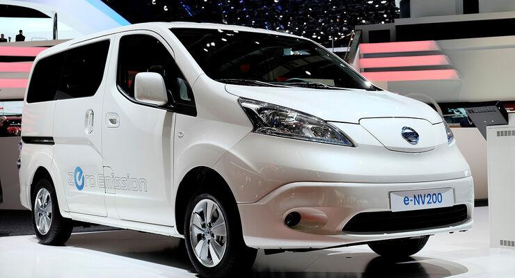 Nissan e NV200,03/2014