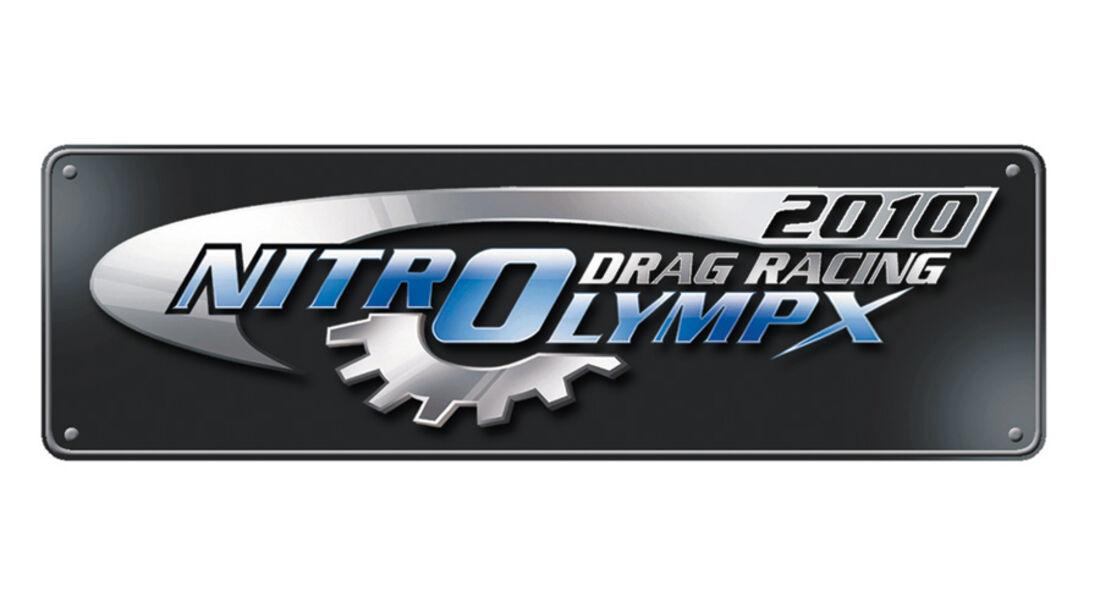 NitrolympX Hockenheim 2010 Logo