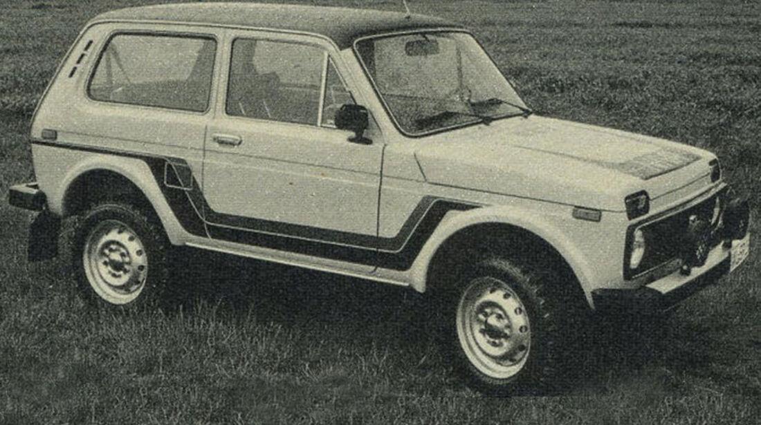 Niva, 500, IAA 1979