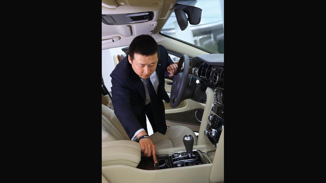 Nobel-Verkäufer, Bentley, Zhang Shu