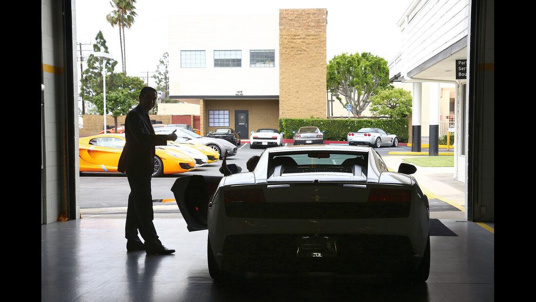 Nobel-Verkäufer, Lamborghini, Pietro Frigerio