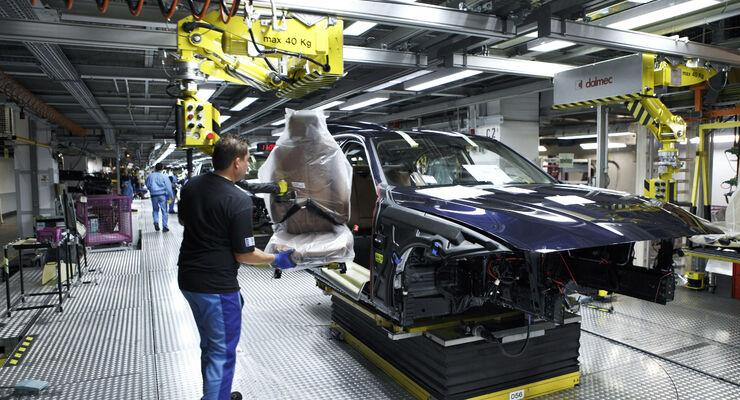 Noch nie ist BMW so gut in ein Jahr gestartet wie 2014.