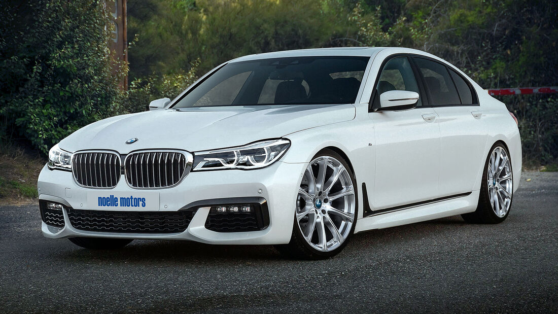 Noelle Motors BMW 750i 7er