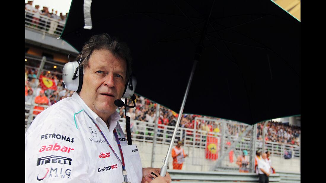 Norbert Haug GP Malaysia 2012