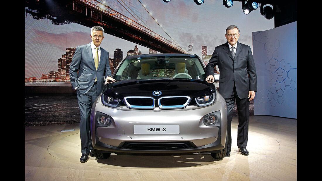 Norbert Reithofer, BMW i3