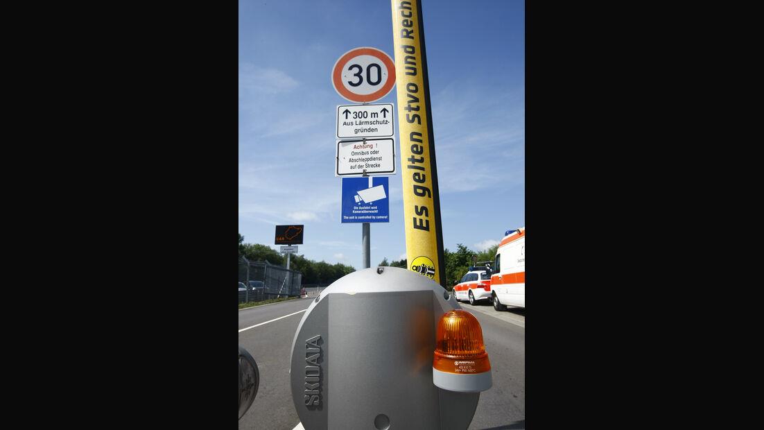 Nordschleife Nürburgring-Touristikverkehr
