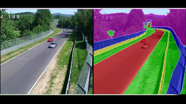 Nordschleife-Überwachung - Software - 2021
