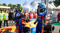 Norris & Ricciardo - GP Italien - Monza - 2021