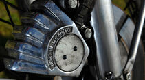 Norton 850 Commando, Getriebe, Detail
