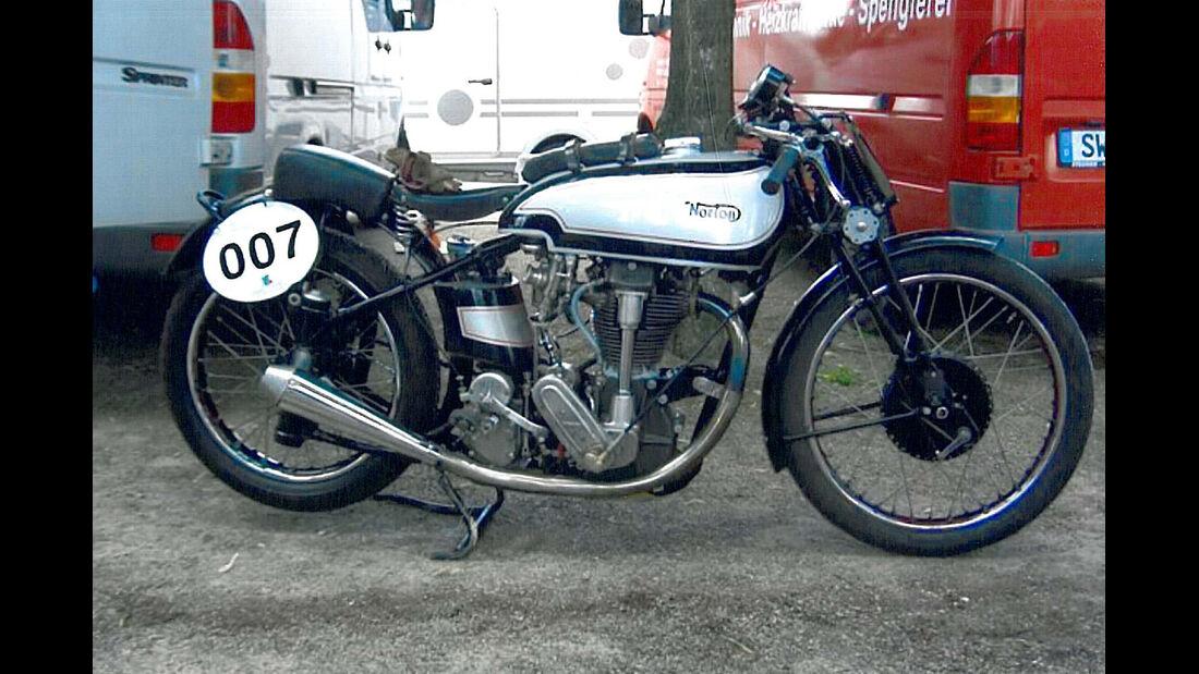 Norton Inter Racing