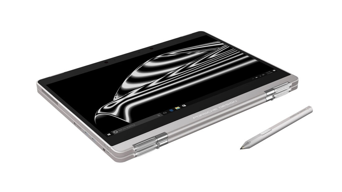 Notebook by Porsche Design, Porsche Book One, Laptop