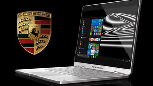 Notebook by Porsche Design, Porsche Book One, Laptop