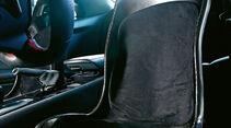 Novidem-Nissan GT-R, Fahrersitz
