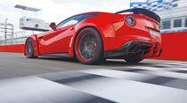 Novitec-Ferrari F12 N-Largo, Heckansicht