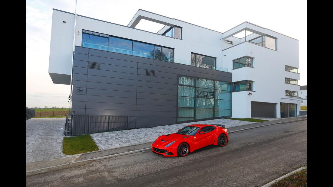 Novitec-Ferrari F12 N-Largo, Neckarwestheim, Showroom