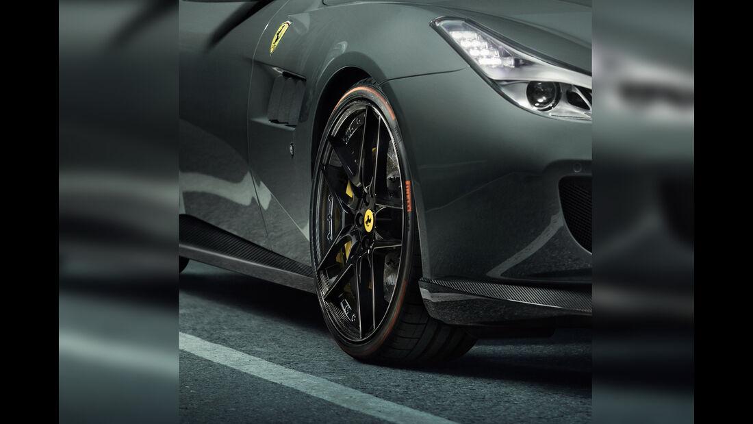 Novitec Ferrari GTC4 Lusso Tuning