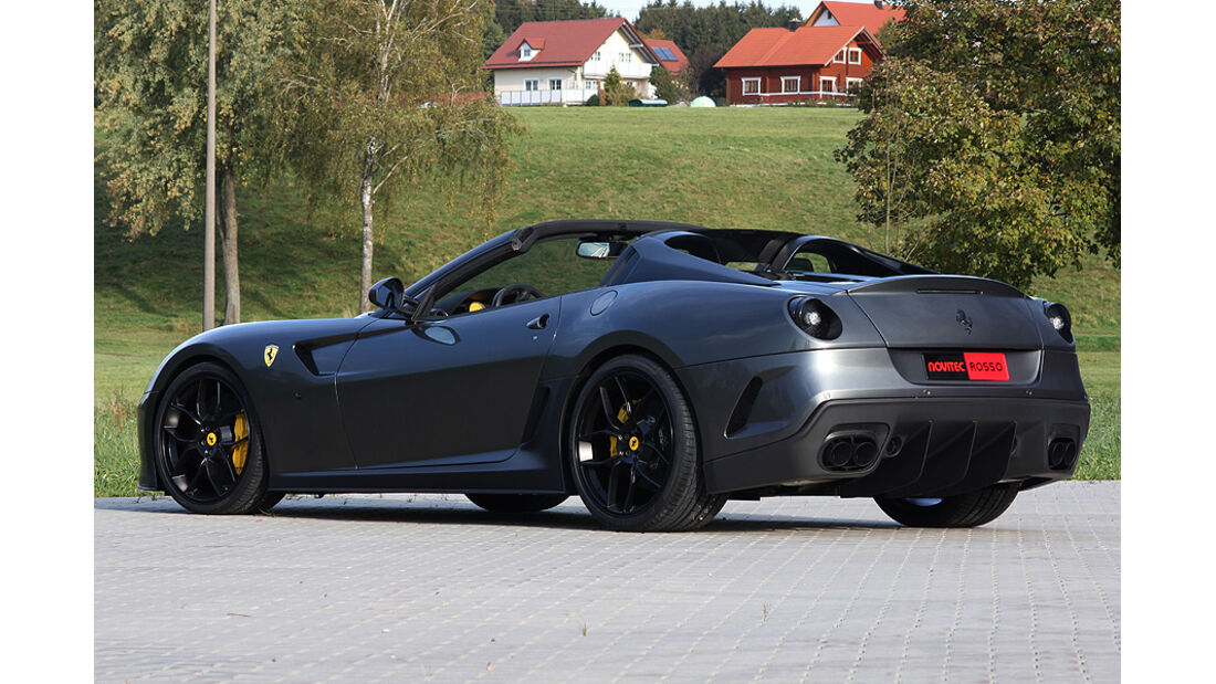Novitec Ferrari SA Aperta
