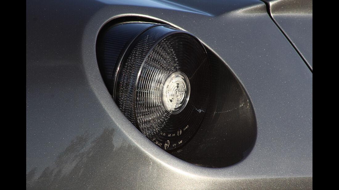 Novitec Ferrari SA Aperta, Rücklicht