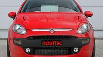 Novitec Fiat Punto Evo Front
