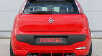 Novitec Fiat Punto Evo Heck