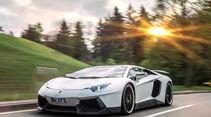 Novitec Lamborghini Torado, Frontansicht