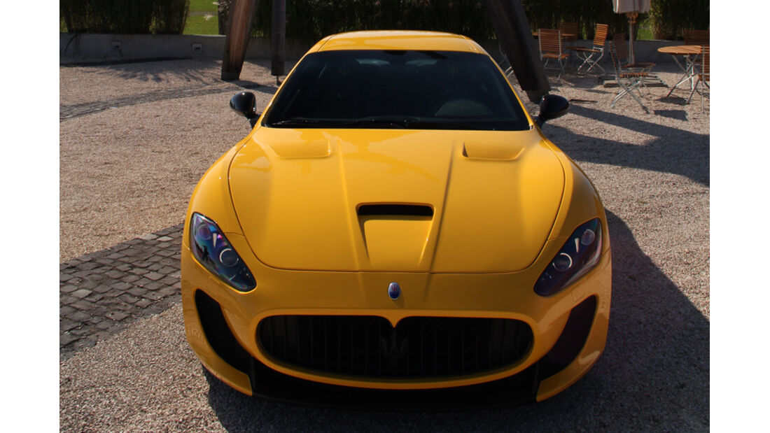 Novitec Maserati GranTurismo MC Stradale