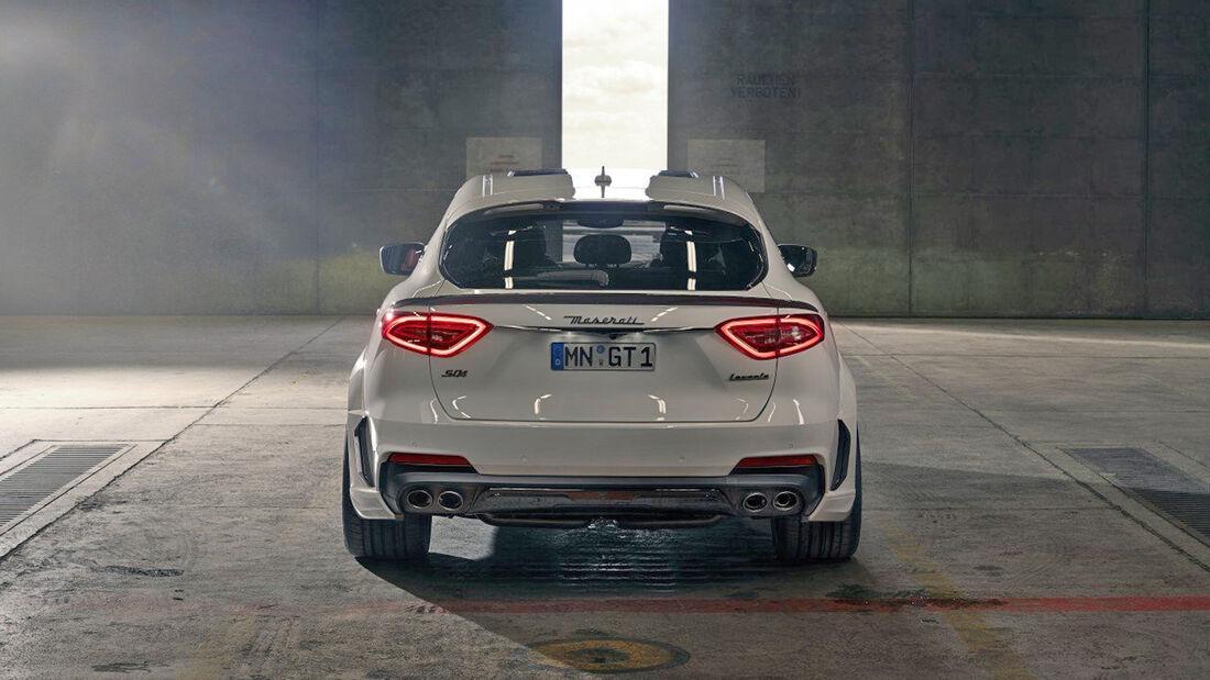 Novitec Maserati Levante Esteso V2