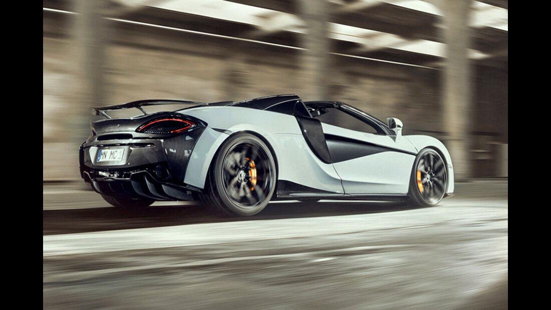 Novitec-McLaren 570S Spider
