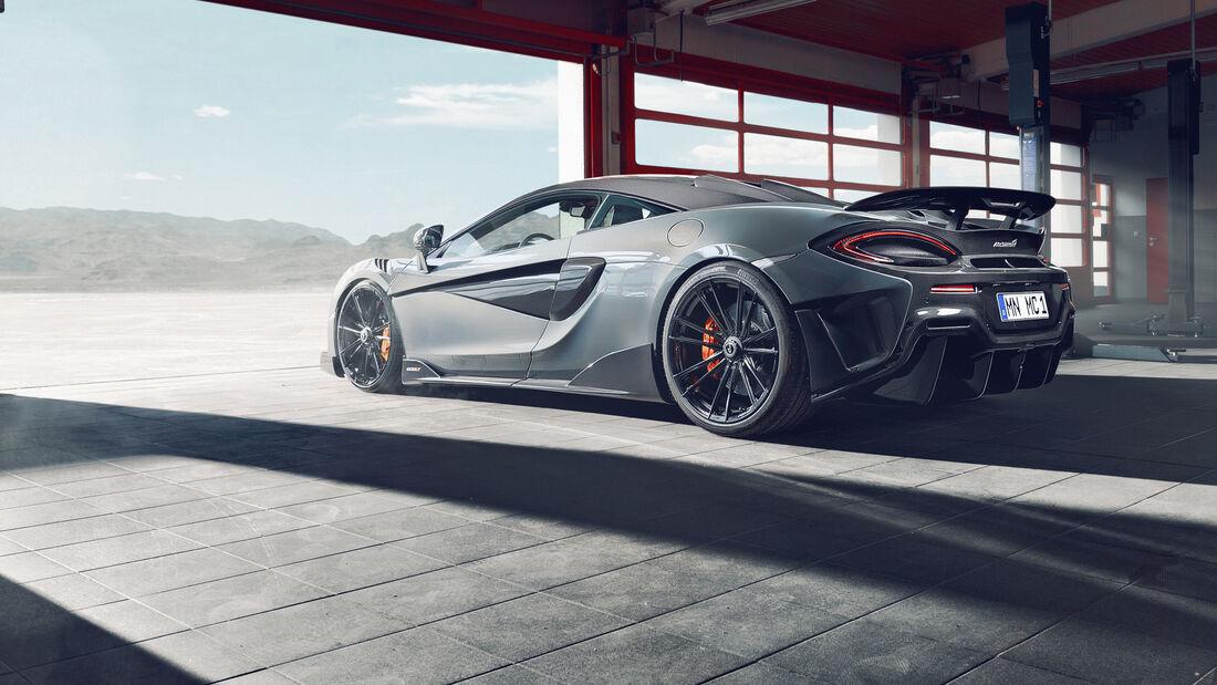 Novitec McLaren 600 LT Tuning