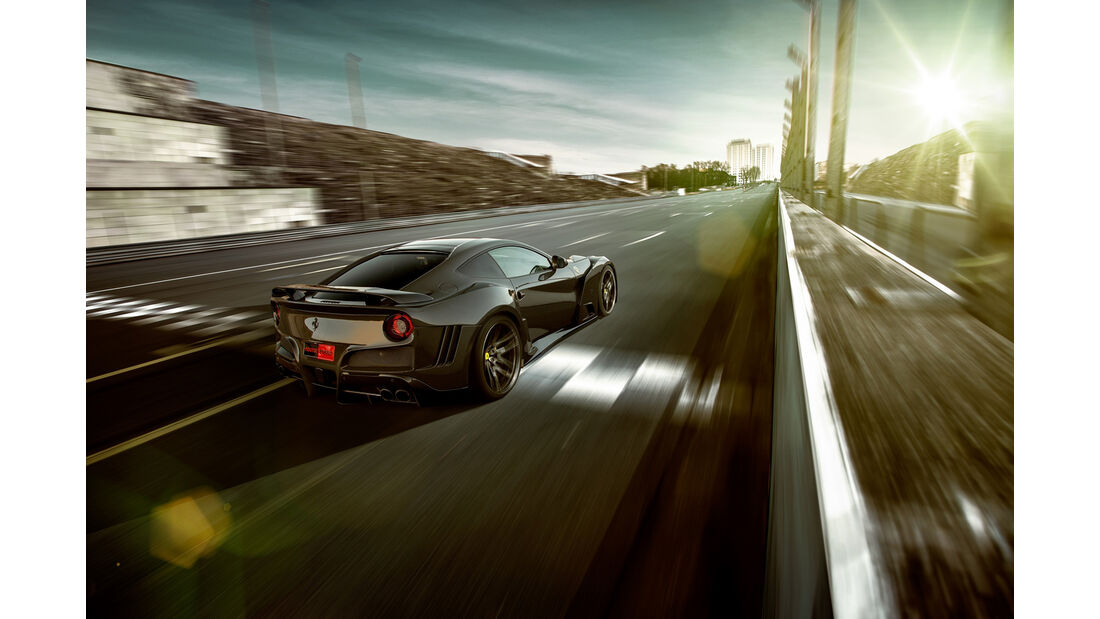 Novitec Rosso N-Largo S Ferrari