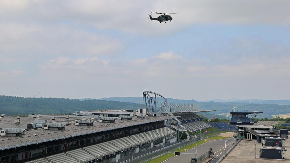 Nürburgring - Fluthilfe - Einsatzzentrale - 2021