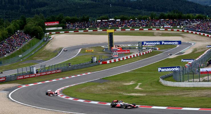 Nürburgring - GP Deutschland