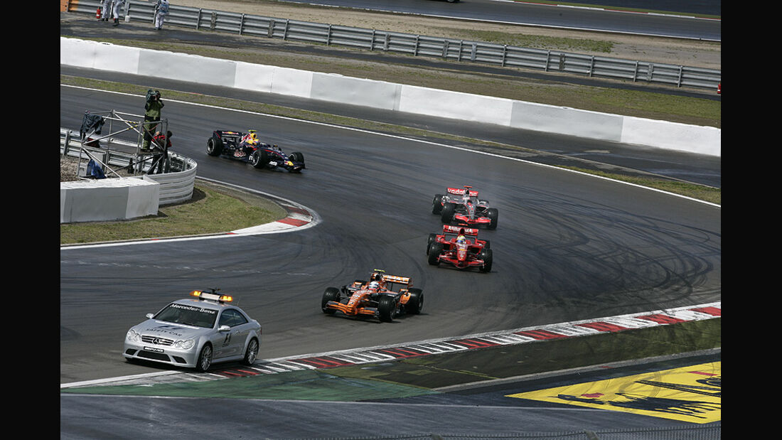 Nürburgring-Historie