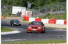 Nürburgring, Kurvenfahrt