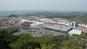 Nürburgring Luftaufnahme ring°werk