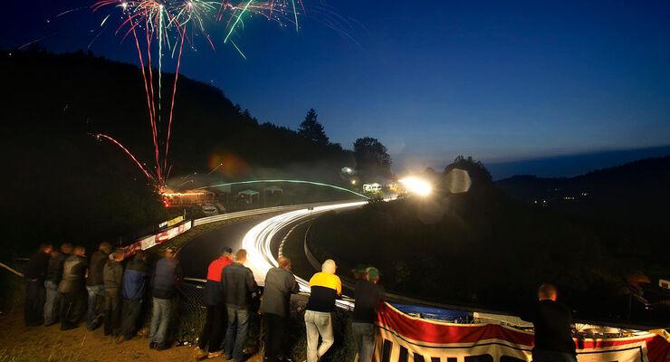 Nürburgring, Nacht