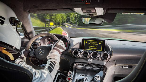 Nürburgring - Nordschleife - Digitalisierung - Mercedes-AMG