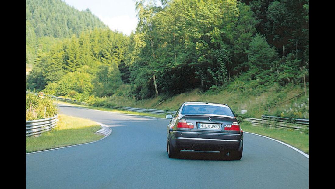 Nürburgring, Nordschleife, Kurven, Ideallinie