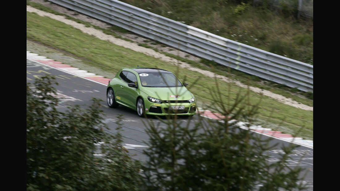 Nürburgring, VW Golf R